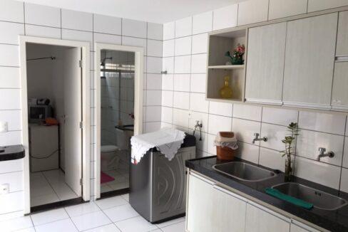 14 Casa para venda com 3 quartos sendo 2 suítes,piscina, DCE,excelente acabamento no bairro Morada do Sol em Teresina-PI