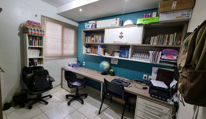 2 Apartamento para venda 75m² com 3 quartos sendo 1 suíte na avenida Presidente Kennedy em Teresina-PI