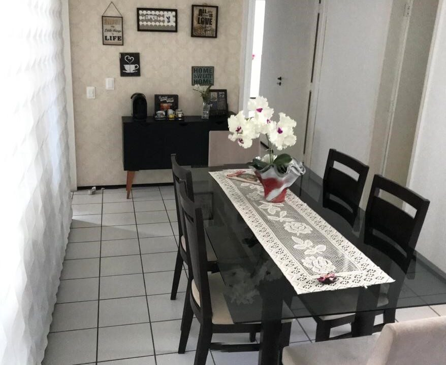 2 Apartamento para venda com 3 quartos no bairro de Fátima próximo shopping Riverside