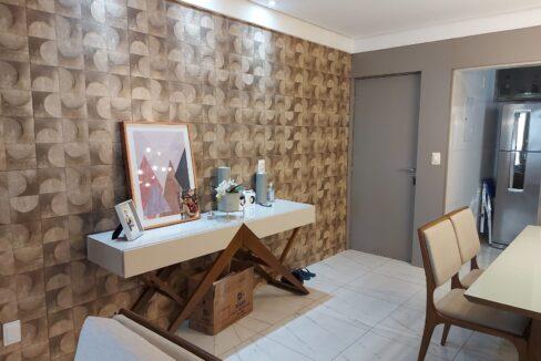 2 Apartamento venda com 3 quartos sendo 2 suítes e 2 vagas de garagem no bairro Ilhotas em Teresina-PI