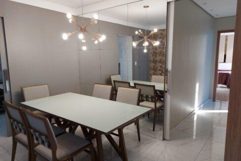 2.1 Apartamento venda com 3 quartos sendo 2 suítes e 2 vagas de garagem no bairro Ilhotas em Teresina-PI