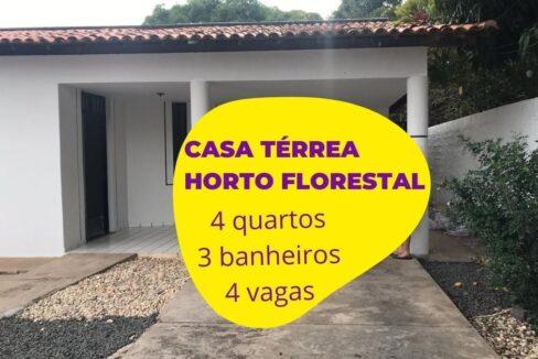 2.1 Casa para venda no bairro horto florestal em Teresina-PI