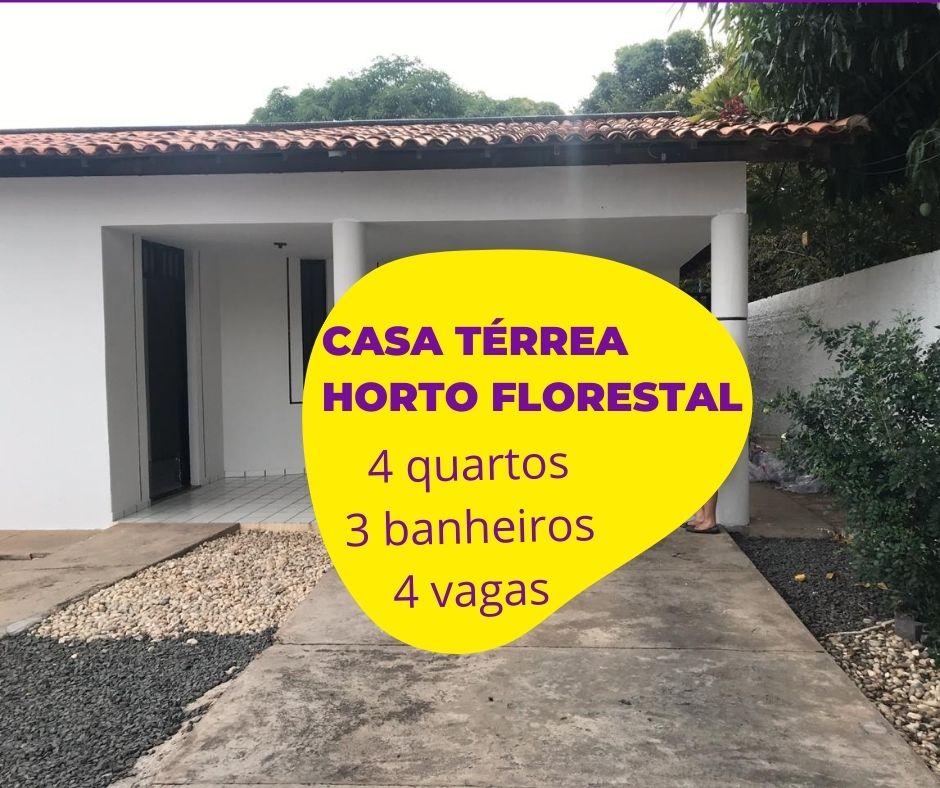 Casa para venda com 3 quartos sendo 1 suíte, DCE no bairro Horto em Teresina-PI