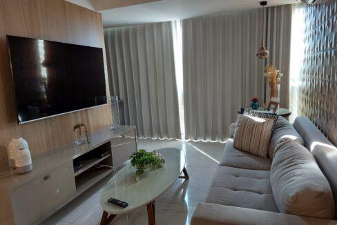 2.2 Apartamento venda com 3 quartos sendo 2 suítes e 2 vagas de garagem no bairro Ilhotas em Teresina-PI