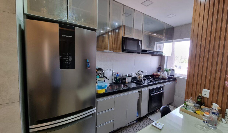 3 Apartamento para venda com 2 quartos em condomínio fechado em Teresina-PI