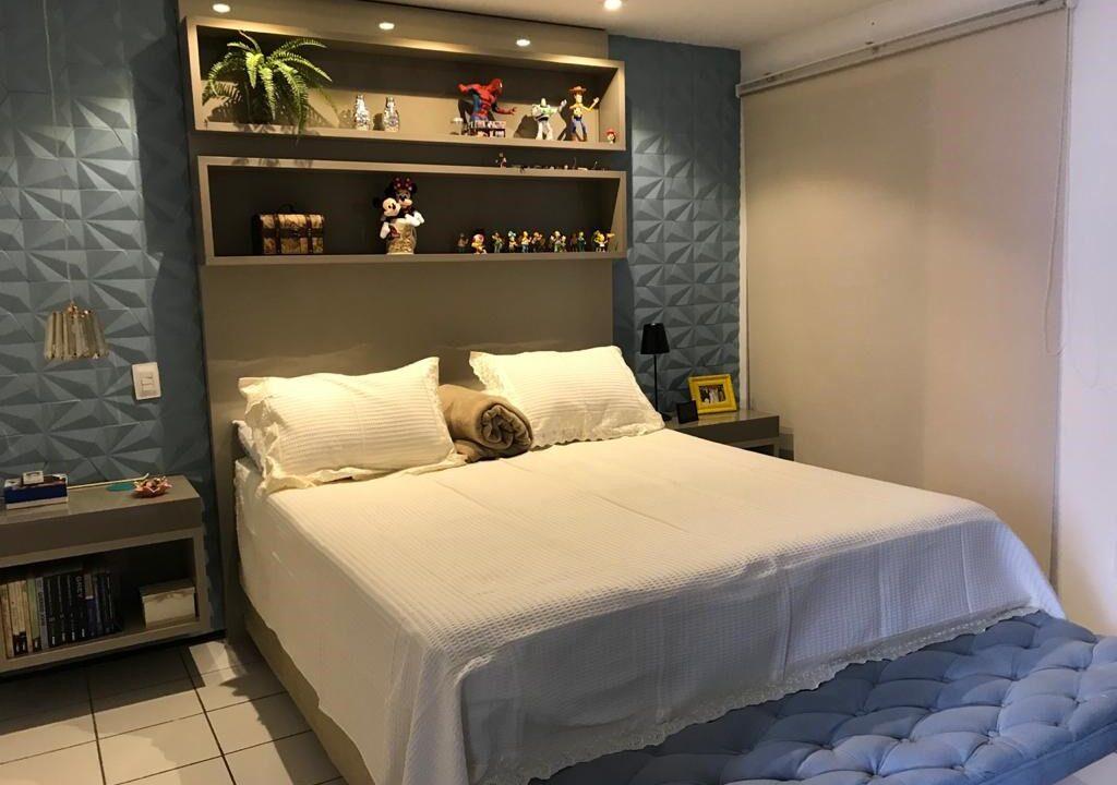 3 Apartamento para venda com 3 quartos no bairro de Fátima próximo shopping Riverside