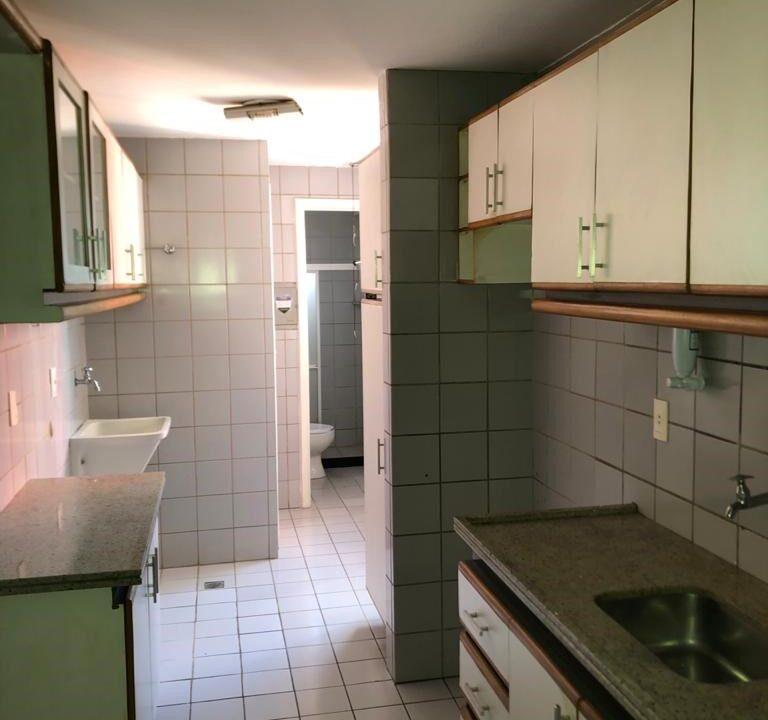 3 Apartamento para venda com 3 quartos sendo 1 suíte, elevador, 2 vagas no bairro São Cristóvão em Teresina-PI