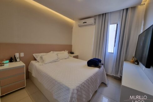 4 Apartamento para venda com 2 quartos em condomínio fechado em Teresina-PI