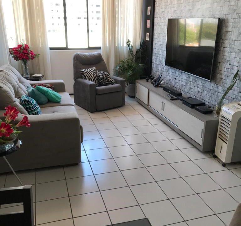 4 Apartamento para venda com 3 quartos no bairro de Fátima próximo shopping Riverside