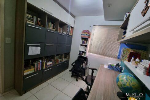 5 Apartamento para venda 75m² com 3 quartos sendo 1 suíte na avenida Presidente Kennedy em Teresina-PI