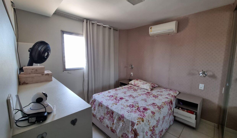 6 Apartamento para venda 75m² com 3 quartos sendo 1 suíte na avenida Presidente Kennedy em Teresina-PI
