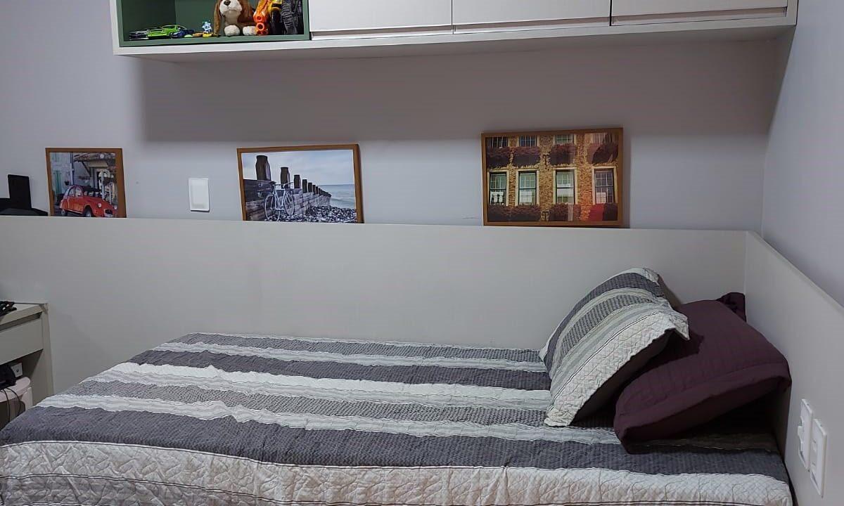 6.1 Apartamento venda com 3 quartos sendo 2 suítes e 2 vagas de garagem no bairro Ilhotas em Teresina-PI
