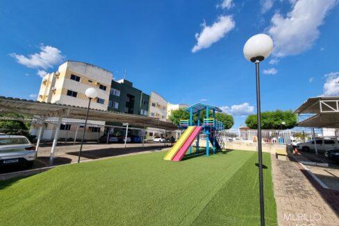 8 Apartamento para venda 75m² com 3 quartos sendo 1 suíte na avenida Presidente Kennedy em Teresina-PI