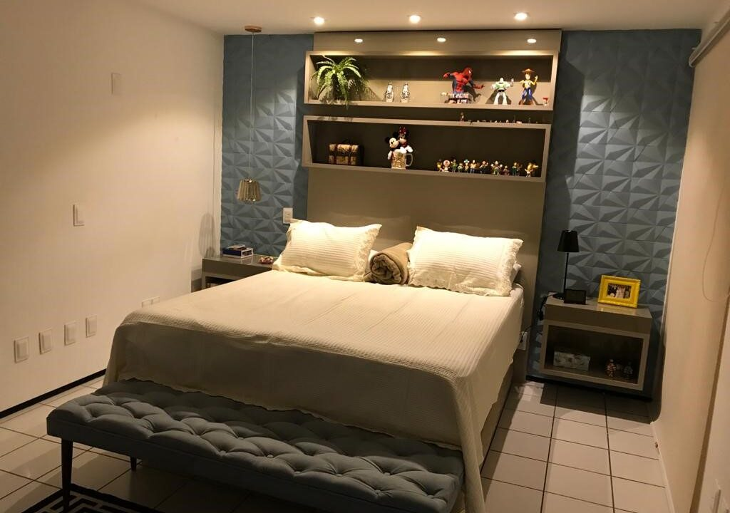 8 Apartamento para venda com 3 quartos no bairro de Fátima próximo shopping Riverside