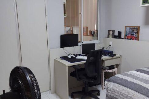 8 Apartamento venda com 3 quartos sendo 2 suítes e 2 vagas de garagem no bairro Ilhotas em Teresina-PI