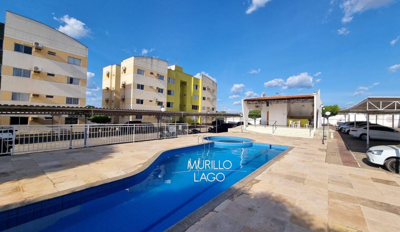 9 Apartamento para venda 75m² com 3 quartos sendo 1 suíte na avenida Presidente Kennedy em Teresina-PI