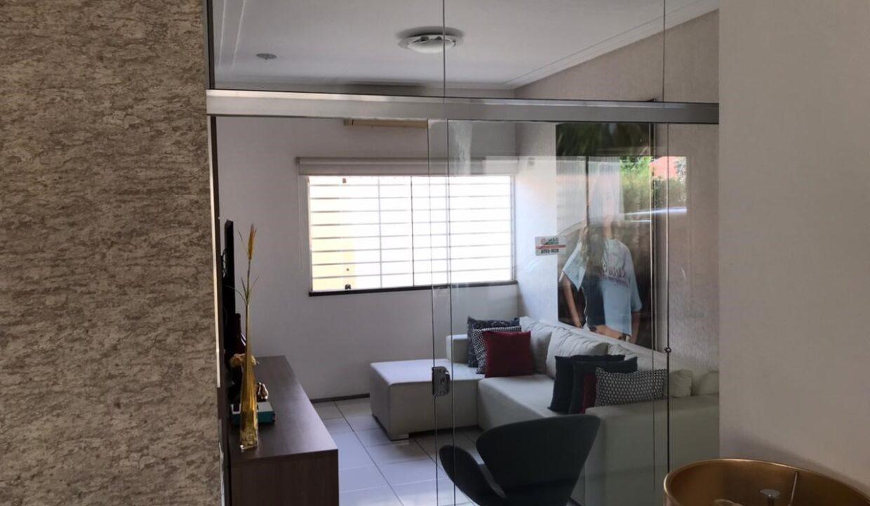 9 Casa para venda com 3 quartos sendo 2 suítes,piscina, DCE,excelente acabamento no bairro Morada do Sol em Teresina-PI