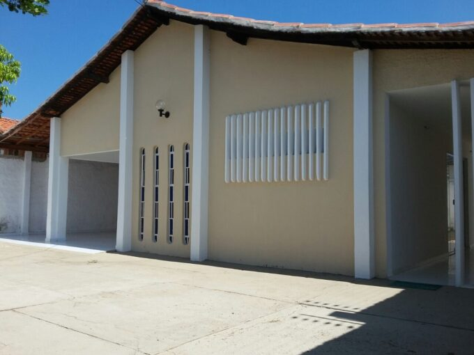 Casa com 4 dormitórios à venda, 220 m² por R$ 580.000 – Fátima / Zona Leste – Teresina/
