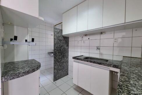 2 Apartamento para venda com 3 quartos sendo 1 suíte, elevador, 2 vagas no bairro São João em Teresina-PI
