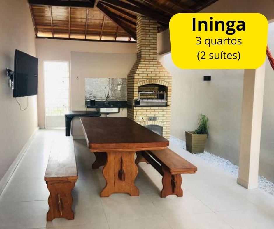 Casa para venda no bairro ininga próximo à UFPI em Teresina-PI